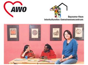 AWO Bayouma Haus - Gesundheit und Mariposa Projekt