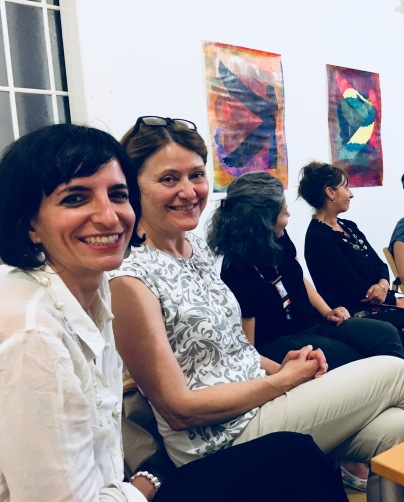 Giulia Borriello, Luciana Degano, Valentina Campanella, Annalisa Maggiani.