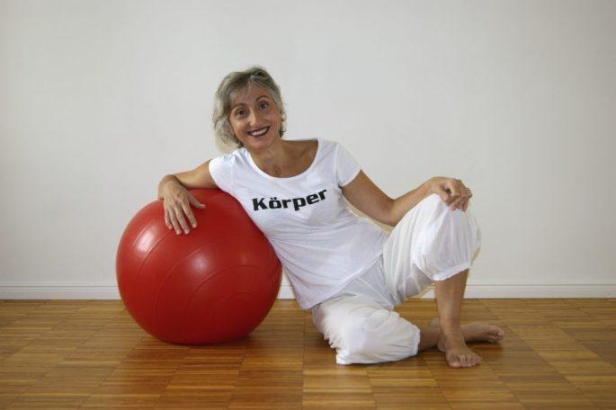 La docente e socia di Salutare e.V. dott.ssa Angela Nicotra